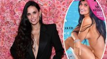 Demi Moore, 56, goes naked for cover shoot