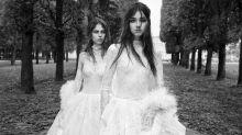 踢走過膩甜美感,Vera Wang 2018 秋季推出的絕對是屬於型格新娘的暗黑系婚紗!
