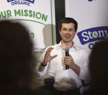 The Latest: Buttigieg: It's clear Trump deserves impeachment