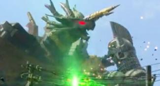 霸王Z:部隊演習意外 怪獸降臨了