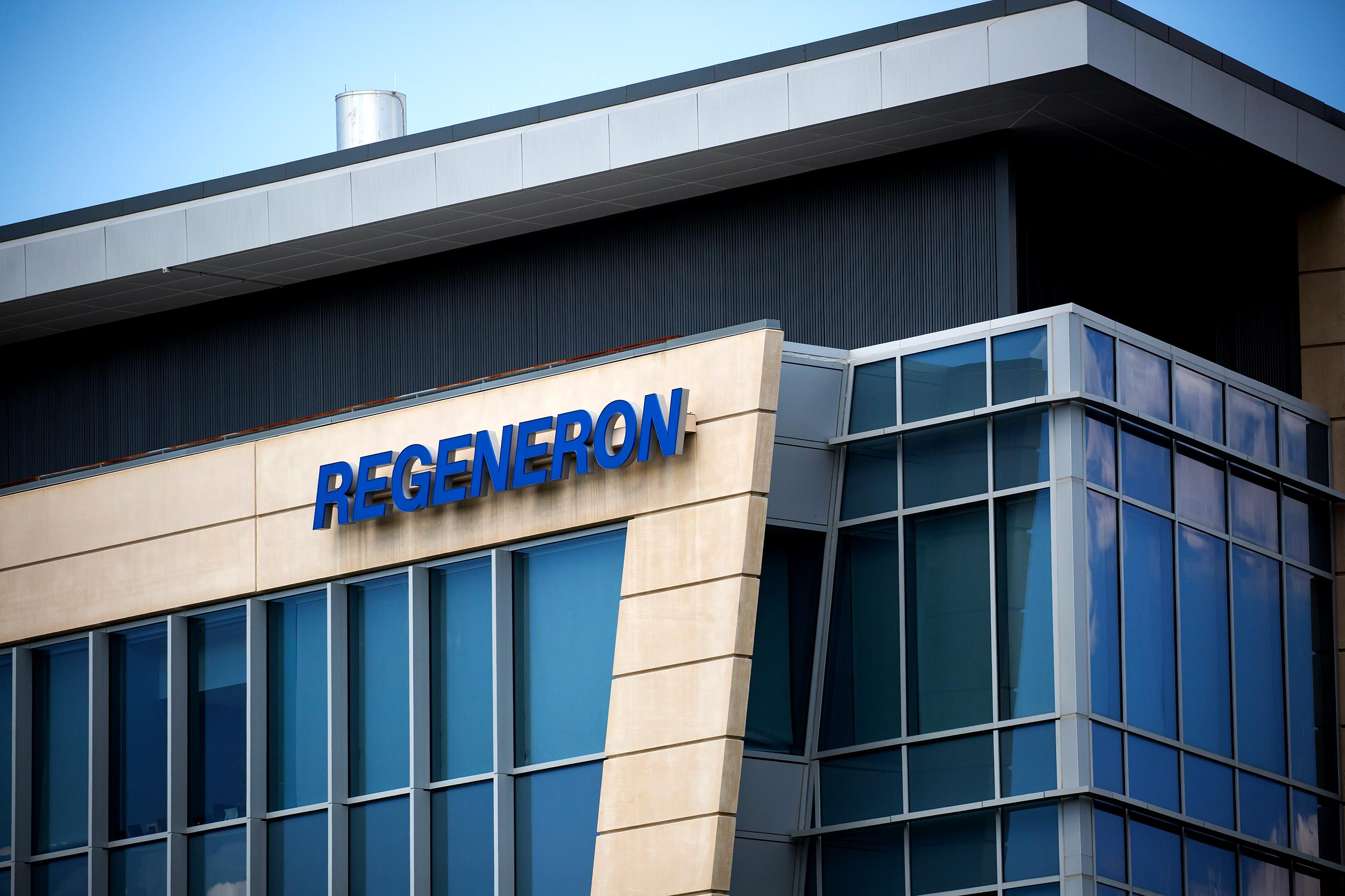 Regeneron board member and executive sell $1 million in stock after Trump touts treatment