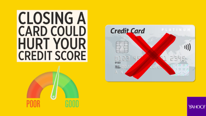 How to cancel your credit card without wrecking your credit score