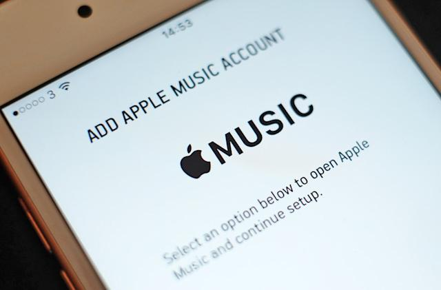 Apple Music celebrates 40 million subscribers with a new boss