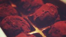 Noël: des truffes en chocolat pour patienter