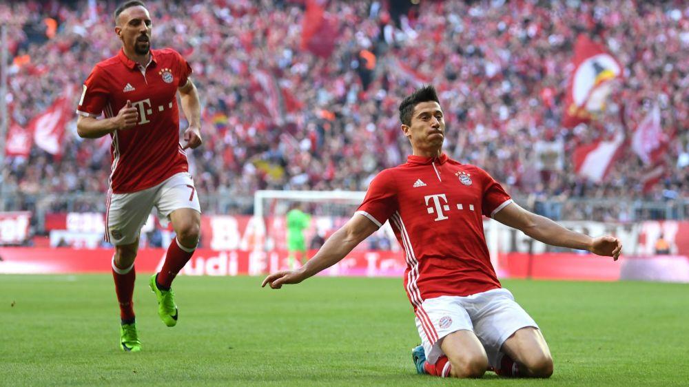 Bayern Monaco-Borussia Dortmund 4-1: Ancelotti regna, titolo vicino