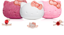 Hello Kitty Bath Bombs Are Here and Adorable