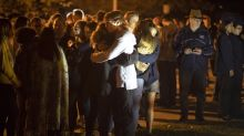 The Latest: Police: Teen who killed 2 planned the attack
