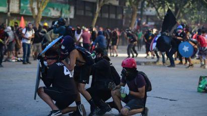 Vorzeitiges Saisonende: Chiles Fußball beugt sich den Unruhen