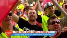 Queensland Union scheme