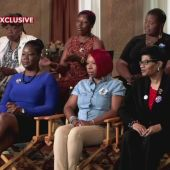Mothers of the Movement ready to speak at DNC