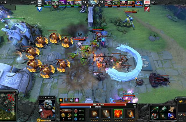 Valve is trying to end account smurfing in 'Dota 2'