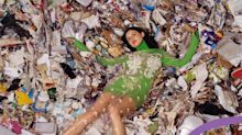 Stella McCartney Shines A Spotlight On Waste With Latest Campaign Set In A Landfill