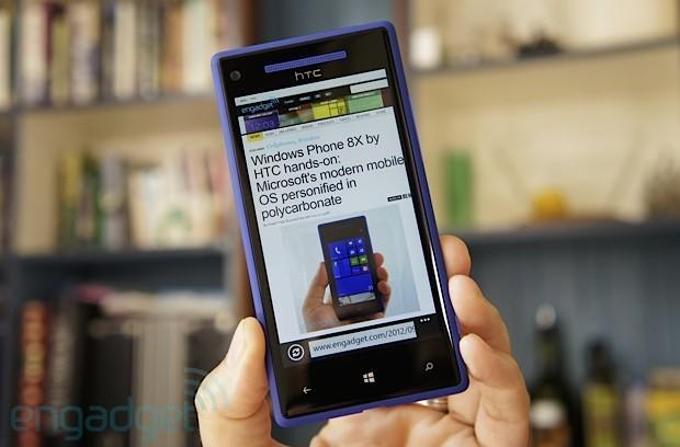 HTC 8X review: Windows Phone 8's compact flagship
