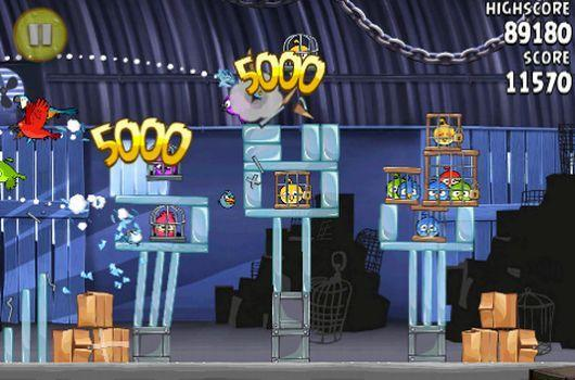 Angry Birds Rio out now on iPhone, iPad, Mac