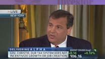Gov. Christie: US has wretched tax system