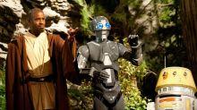 Jar Jar Binks actor Ahmed Best makes first prominent return to 'Star Wars' galaxy