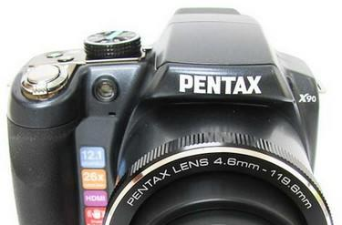 Pentax Optio X90 superzoom reviewed, trumps many beginner SLRs