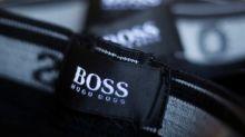 Hugo Boss pares outlook due to tough U.S. market