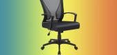 Office chair. (ITK)