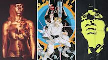 Rare film posters, valued at £175,000, to be auctioned