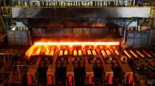 Trump weighs 10 percent cut in EU steel, aluminium exports to U.S.- WSJ