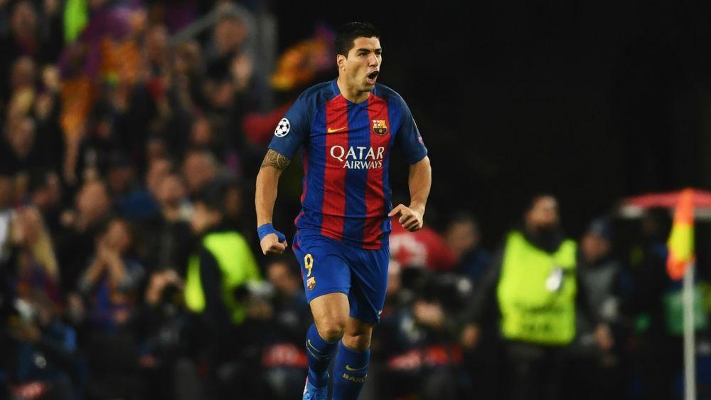 ► Goleiro bom com os pés? Filho de Luis Suárez demonstra qualidade jogando futebol