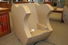 The Apple Chair