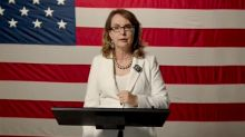 Gabby Giffords tells Democrats: 'Fighting makes me strong'