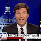 Tucker Carlson's 'Sickening' Vaccine Question Turned Right Back At Him