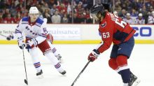 Capitals re-sign F Shane Gersich to one-year deal