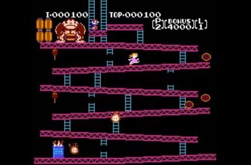 Donkey Kong hack gives Pauline the central role, 32 years later (video)