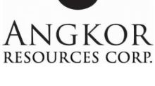 Angkor Resources Corp. Announces Management Changes as Part of Strategic Review