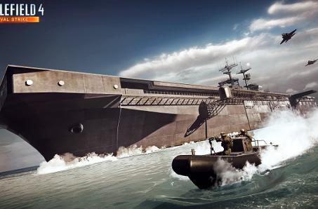 Delayed Battlefield 4 'Naval Strike' DLC rolling out on Xbox One