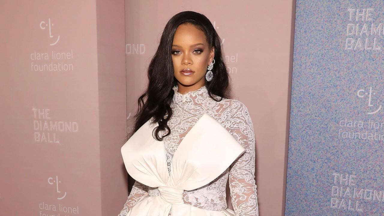 Rihanna Teases \'Guava Island\' Project With Donald Glover (Exclusive)