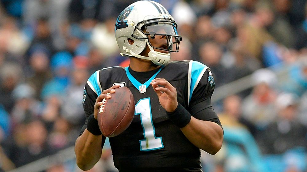 Cam Newton takes one small pass toward another big season with Panthers