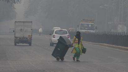 La pollution de l'air est la première cause de mortalité
