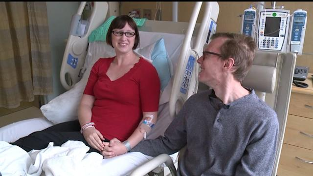 Spouses Become 1st Living Couple To Donate Through Kidney Registry