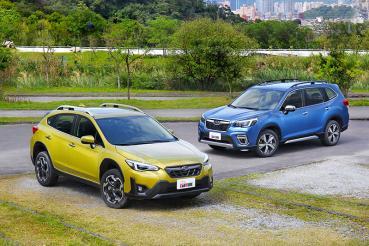 【試駕】Subaru休旅雙雄小改XV / Forester升級出招