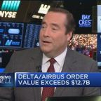 It's official: Delta picks Airbus for 100-plane order, a loss for Boeing