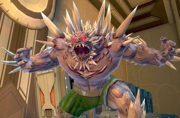 DCUO brings Doomsday to the party