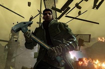 Joystiq E3 hands-on: Red Faction: Guerrilla