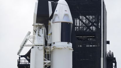 SpaceX readies for 2nd launch attempt