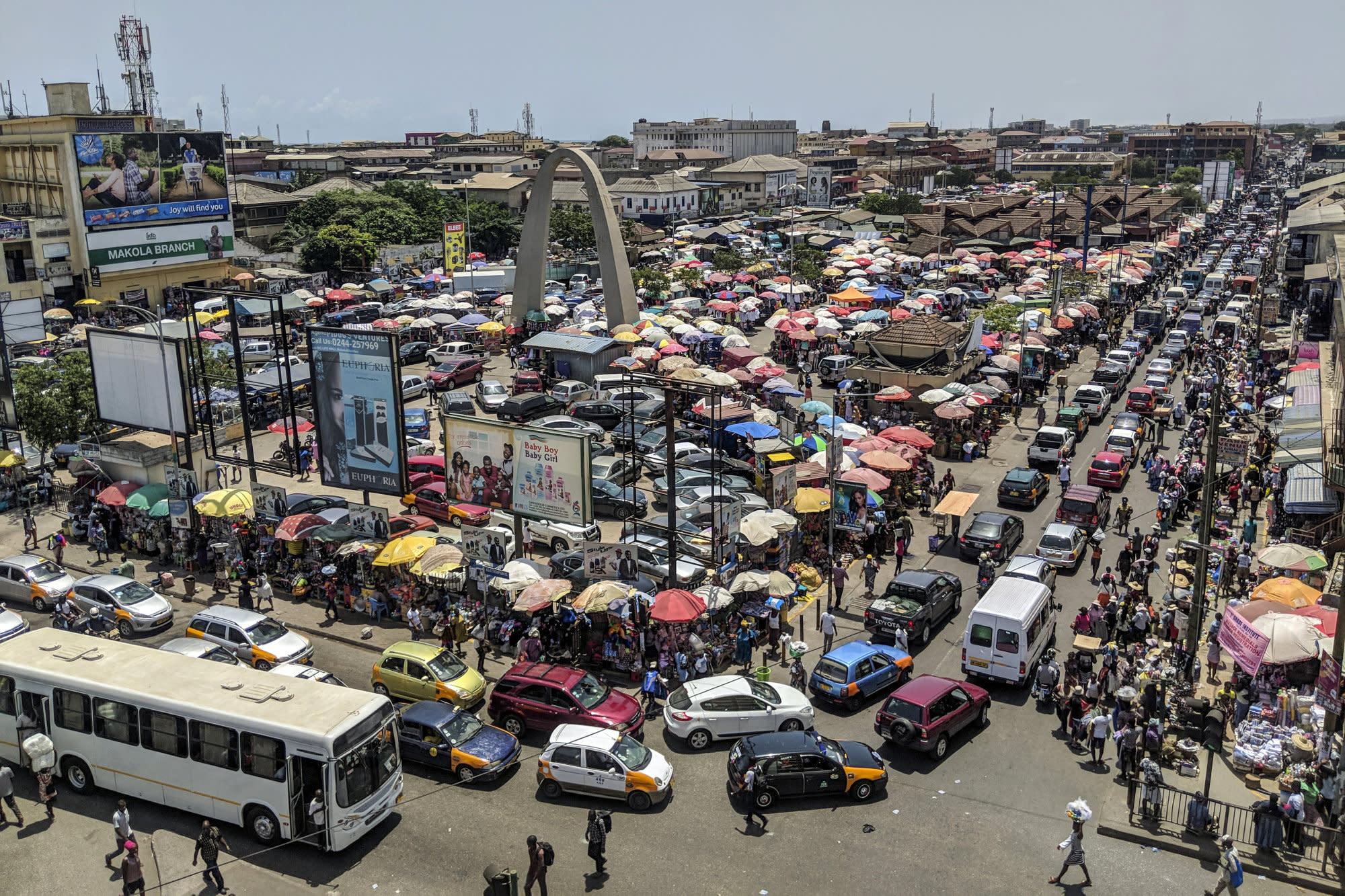 A $1.6 Billion Horror as Ghana Investors Can't Get Their Savings