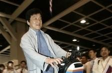 In other news... Jackie Chan sells Segways?!