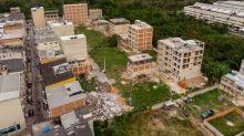 Justiça libera demolições de prédios irregulares na Gardênia Azul, na Zona Oeste