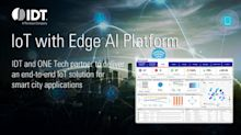 IDT and ONE Tech Partner to Provide an End-to-End Smart City Solution