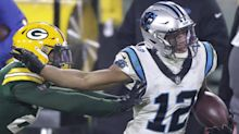 Panthers Highlights: D.J. Moore, Robby Anderson and Curtis Samuel's top catches of 2020
