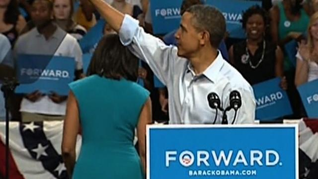 Obama campaign wrestles with gay marriage remarks