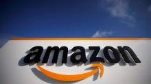 Amazon third-quarter net sales beat estimates as more people shop online