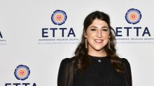 Mayim Bialik overshares about using a porta-potty, but her fans are here for it: 'I love how real you keep it!'